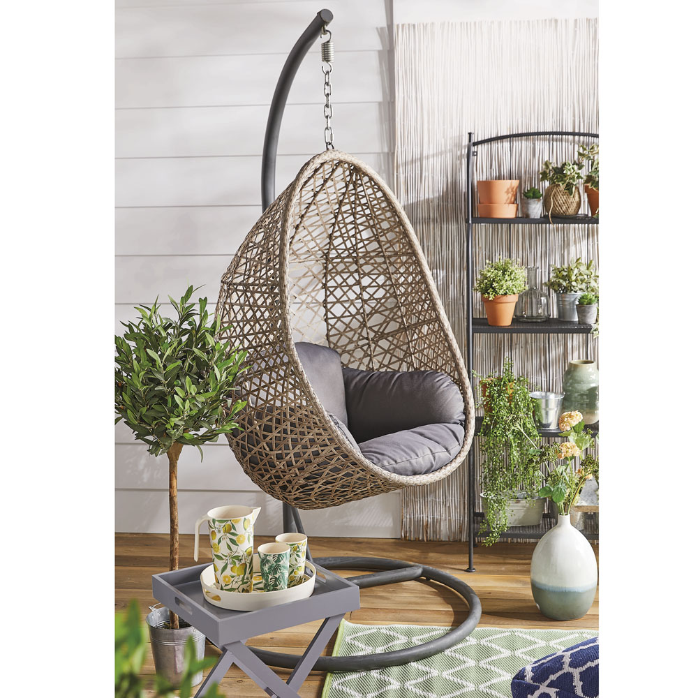 The Aldi Hanging Egg Chair is FINALLY coming back in stock ...